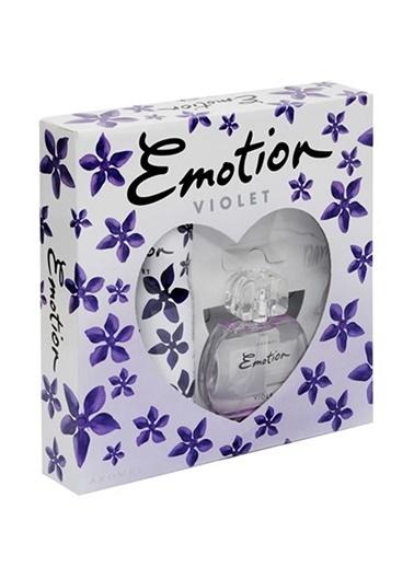 Emotion  Violet Edt 50Ml+Deo150Ml Kadın Parfüm Set Renksiz